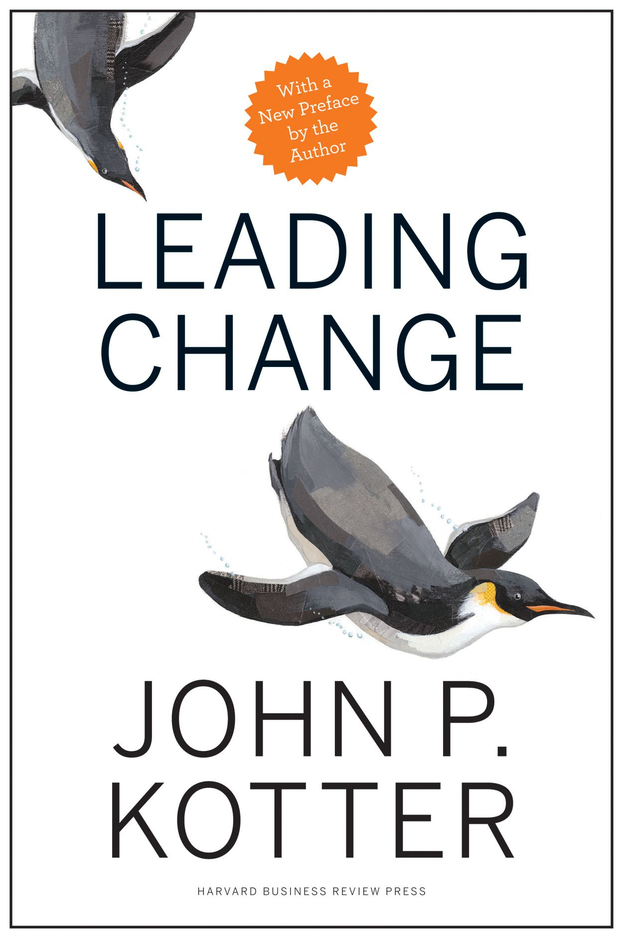 De 8 stappen van verandering (Kotter)